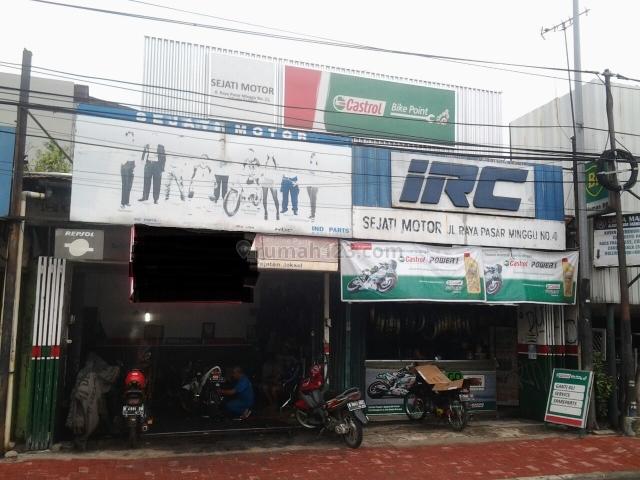 RUKO PINGGIR JALAN PASAR MINGGU!, Pejaten, Jakarta Selatan