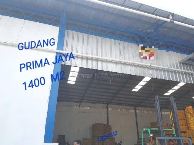 Gudang Prima Jaya Seberang Samsat - Jakarta barat, Daan Mogot, Jakarta Barat