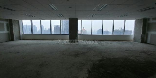 perkantoran modern di Tokopedia building. Ciputra world, Kuningan, Jakarta Selatan