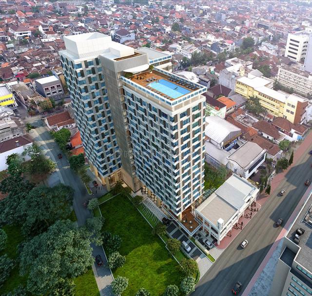 Office Hquarters Asia Afrika Bandung, Asia Afrika, Bandung