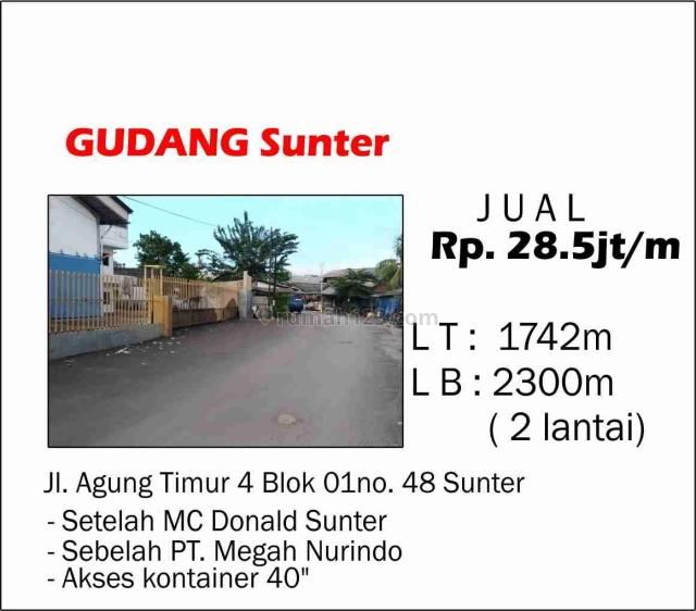 Gudang, Sunter, Jakarta Utara
