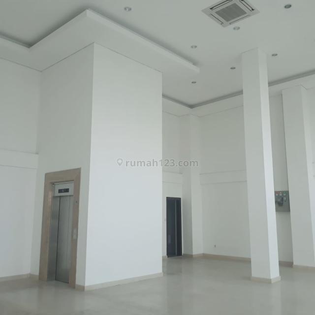 Gedung kantor brand new komersial di jalan panjang jakarta barat, Kebon Jeruk, Jakarta Barat