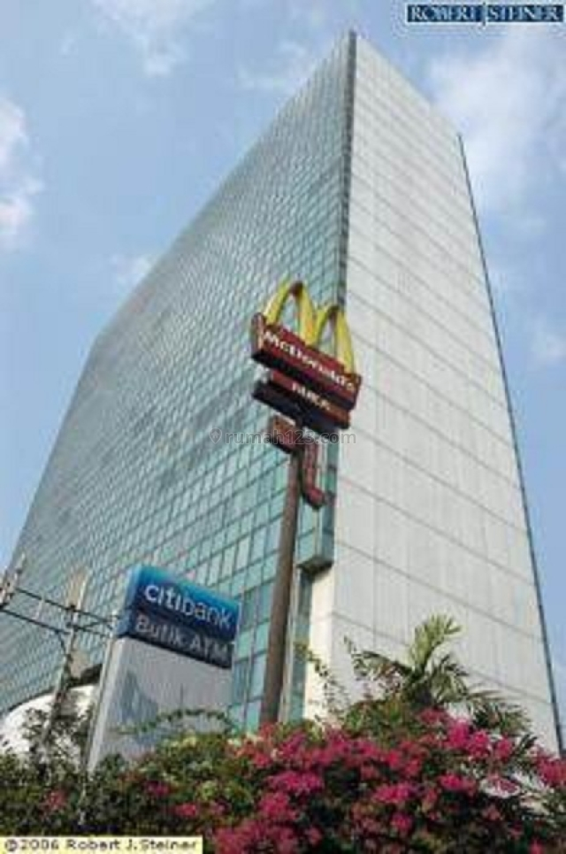 RUANG KANTOR DI PLAZA SENTRAL SUDIRMAN JAKARTA SELATAN BARE CONDITION, Sudirman, Jakarta Selatan