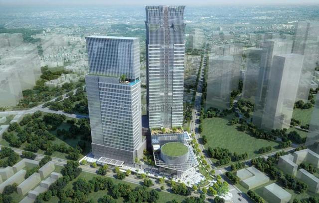 OFFICE SPACE SOPO DEL TOWER A NEW BUILDING MEGA KUNINGAN, Mega Kuningan, Jakarta Selatan