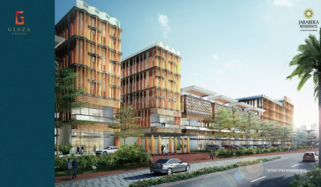 Ginza Business Loft Jababeka Residence Cikarang, Cikarang, Bekasi