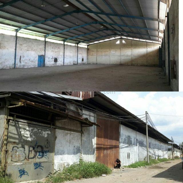 Disewakan Gudang dengan Perijinan Pabrik, Daan Mogot, Jakarta Barat
