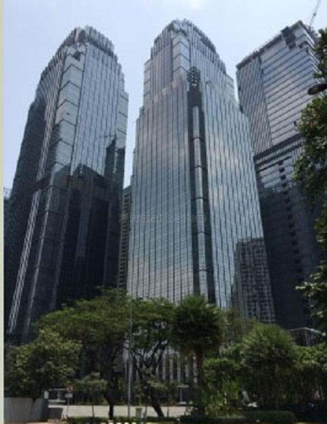 Kantor   128m2 di Prosperity Tower, District 8, SCBD, Jakarta Selatan