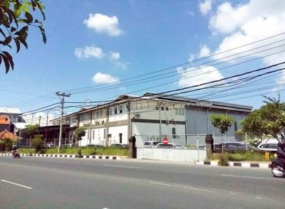 Pabrik / Gudang Lokasi Strategis, Nol Jalan Raya Propinsi, bisa sewa Harga 86.000/m2, Mahendradata, Denpasar