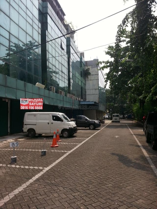Ruko siap pakai, Sunter, Jakarta Utara