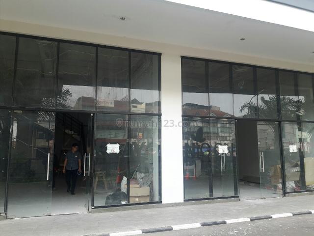 perkantoran modern di.Kebayoran Icon, Kebayoran Lama, Jakarta Selatan