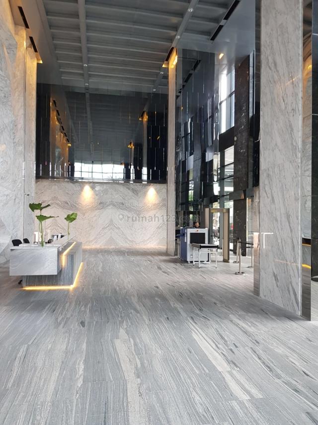 Brand New Office Place di District 8 @ Senopati 133 & 143 m2 - City View, Garansi Harga Termurah, Senayan, Jakarta Selatan