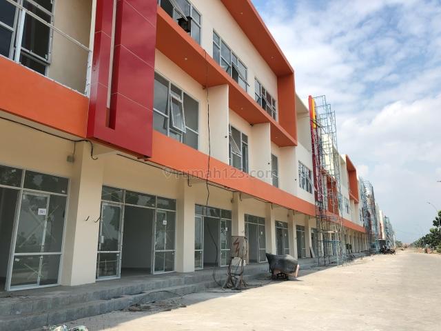 Ruko Suncity Bizpark (LA 24), Porong, Sidoarjo