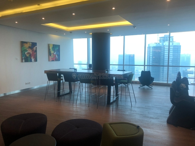 OFFICE SPACE AXA TOWER, Kuningan, Jakarta Selatan
