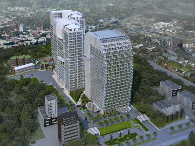Ruang Kantor L'Avenue Office Tower 1946 sqm, Pancoran, Jakarta Selatan, Pancoran, Jakarta Selatan