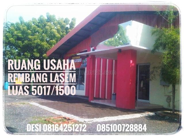 Kantor dan RM, Lasem, Rembang