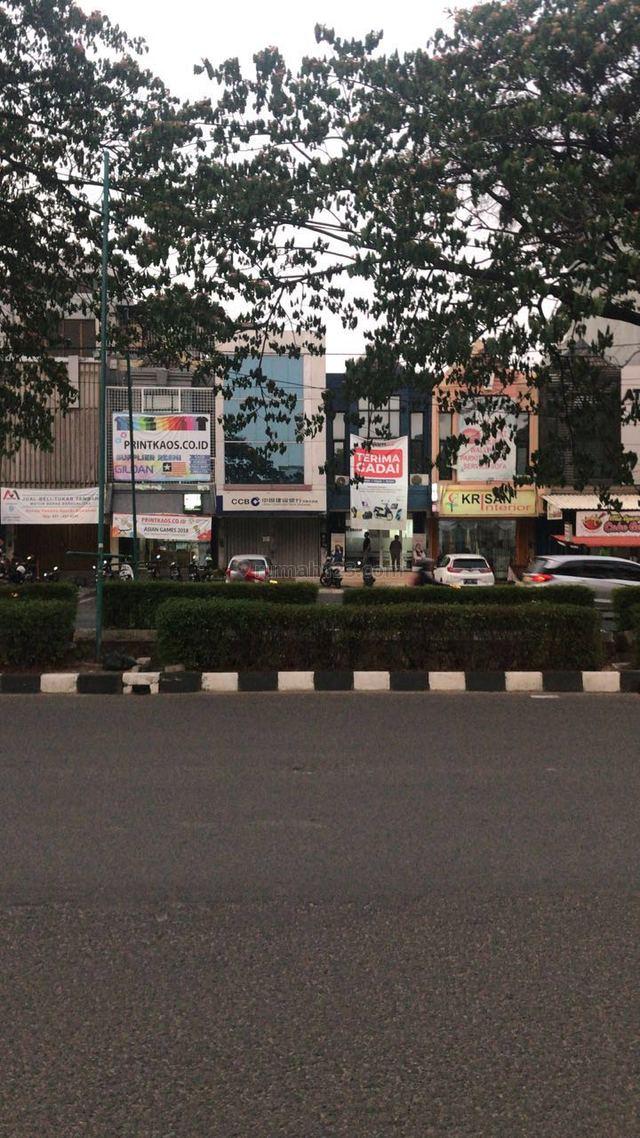 DI JUAL RUKO HIBRIDA PINGGIR JALAN RAYA - STRATEGIS, Kelapa Gading, Jakarta Utara