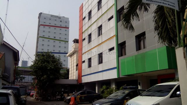 Gedung Kosan 31 Kamar Tidur, Bagus Untuk Investasi, Selalu Penuh, Kapten Tendean, Jakarta Selatan