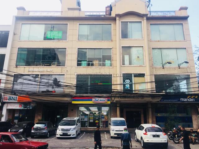 kan Ruko di Kemang Raya, Kemang, Jakarta Selatan