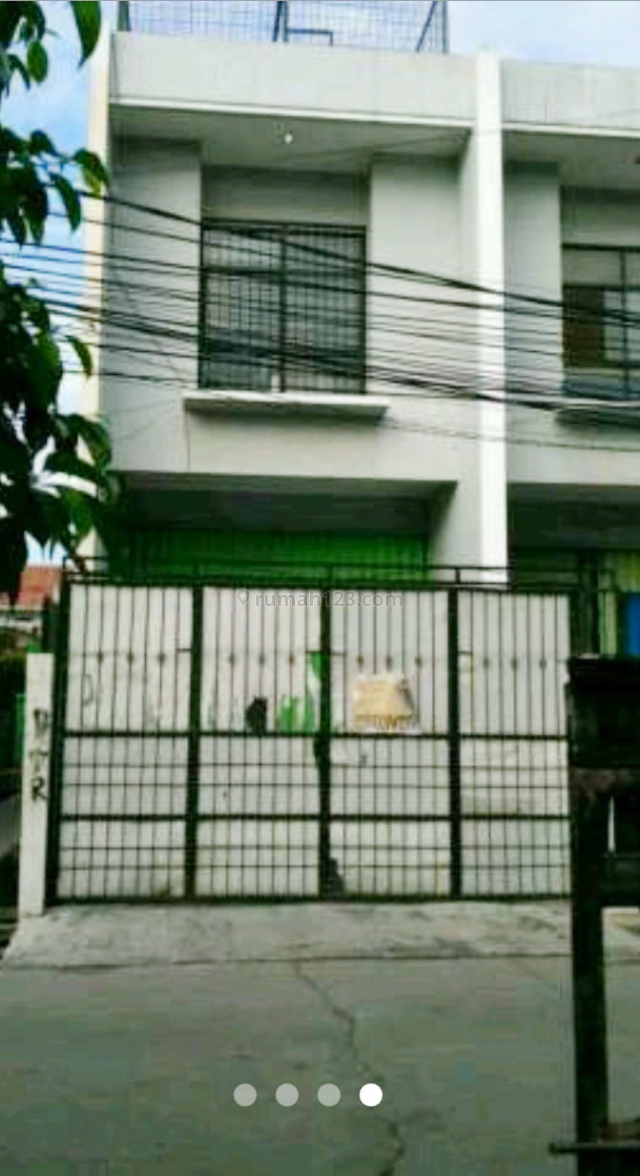 RUKO SUNTER JAYA UKU 4.8X23, LOKASI STRATEGIS, 2 LANTAI, COCOK BUAT SEGALA USAHA, JARANG ADA, RAPI, HARGA BAGUS, Sunter, Jakarta Utara
