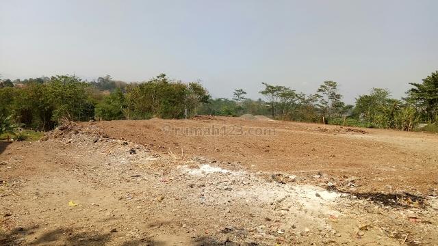 Tanah utk pabrik / Gudang lokasi industri bt jajar, Batujajar, Bandung Barat