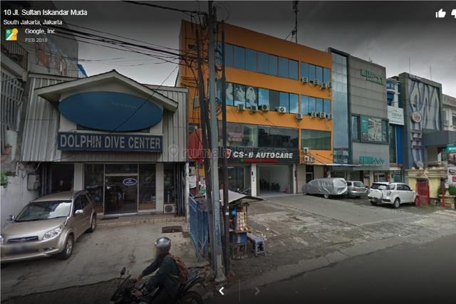 Jual Ruko di Pondok Indah Arteri, Pondok Indah, Jakarta Selatan
