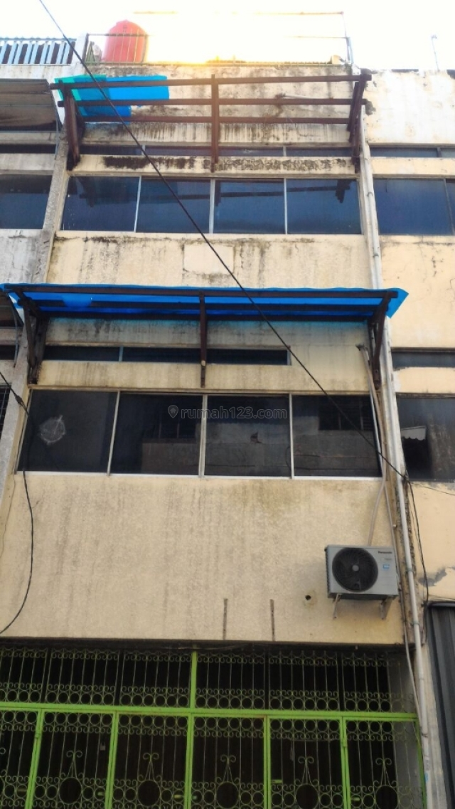 Ruko di Bandengan Utara cocok utk kantor dan konveksi, Bandengan, Jakarta Utara