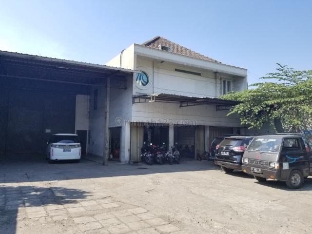 Gudang Siap Pakai Jl. Daan Mogot, Jakarta Barat, Daan Mogot, Jakarta Barat