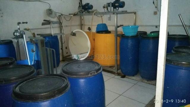 pabrik  murah 4000m lengkap dengan peralatan, Narogong, Bekasi