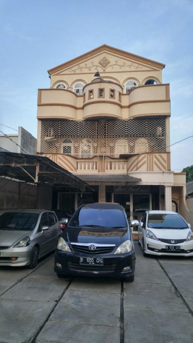 Rumah ruko 2.5 lantai jalan raya duri kosambi Jakarta Barat, Duri Kosambi, Jakarta Barat