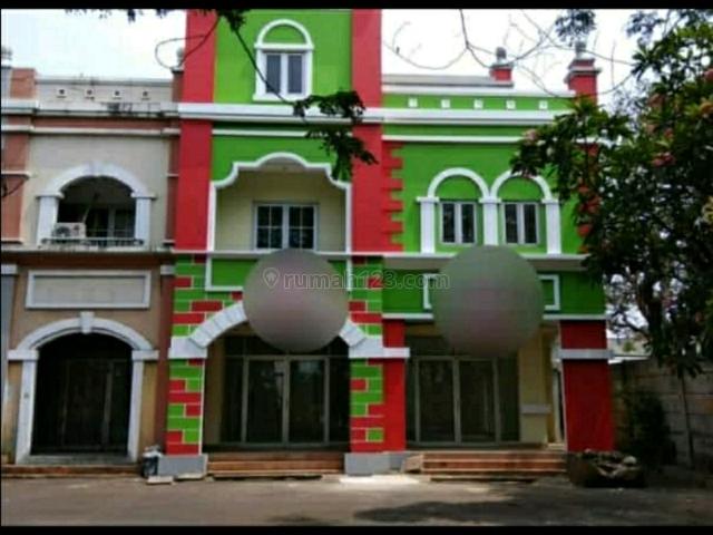 Ruko 2 Gandeng (Porto Square), Delta Mas, Bekasi