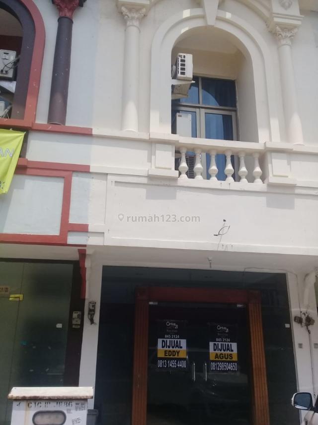 Ruko Terawat Siap pakai Restoran di Cibubur Time Squar 081314554400, Cibubur, Bekasi