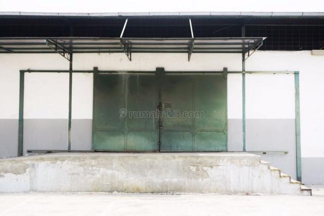 Gudang 224 m2 di Pluit Raya, Pluit, Jakarta Utara