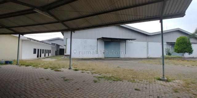 gudang dan pabrik di kawasan industri cikupa mas tangerang, Cikupa, Tangerang