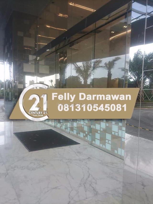 MURAH 322sqm HANYA 165-RIBU-ANsqm Office Space Soho Capital CENTRAL PARK, Central Park, Jakarta Barat