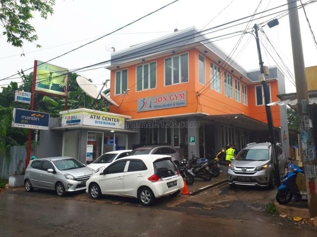 Ruko Gym di area strategis, Jati Rahayu, Bekasi
