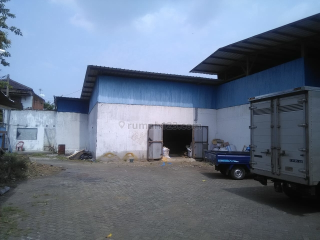 Ex.Pabrik furniter lokasi bagus dan strategis, Kedung Halang, Bogor - P3.319, Kedung Halang, Bogor