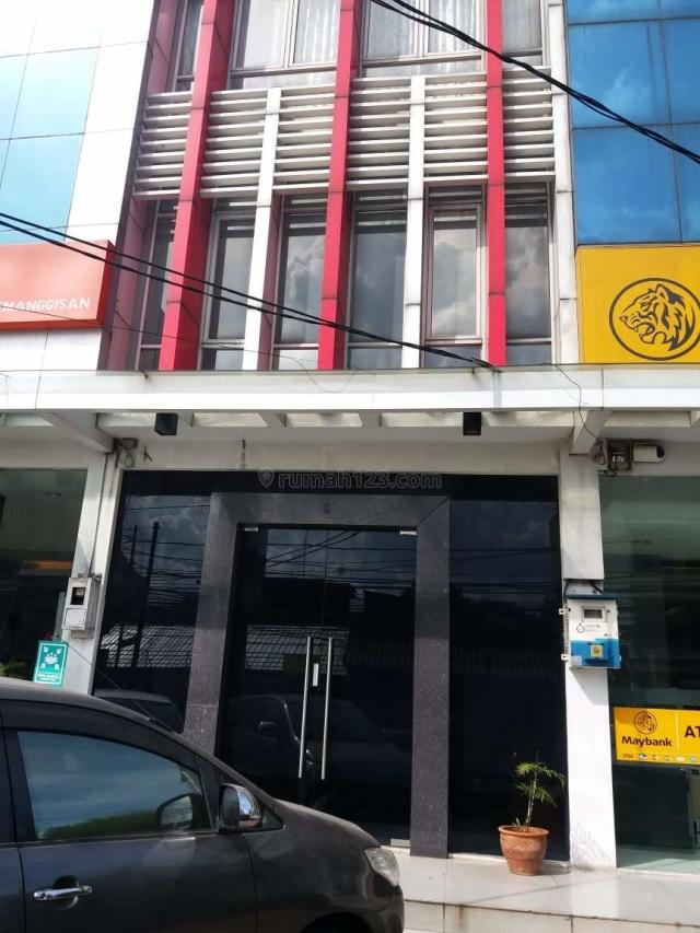 RUKO BAGUS DI KEMANGGISAN 126 m2 TURUN HARGA 200 JT KE 150 JT/ TAHUN 265m2 HUB : 081280069222 JENNY PR 16879, Kemanggisan, Jakarta Barat