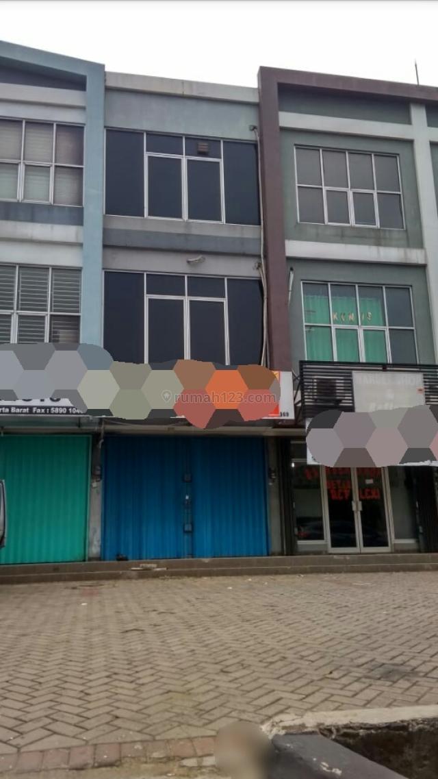 Ruko Joglo - Kembangan - Jakarta Barat, Joglo, Jakarta Barat