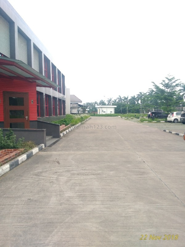 Pabrik non aktif harga murah di kawasan industri jababeka 1 cikarang bekasi, Cikarang, Bekasi