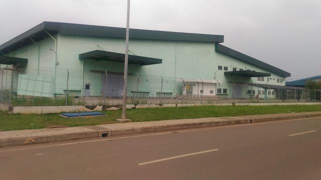 Gudang Ex.Pabrik di MM2100 Cibitung Bekasi, Cibitung, Bekasi