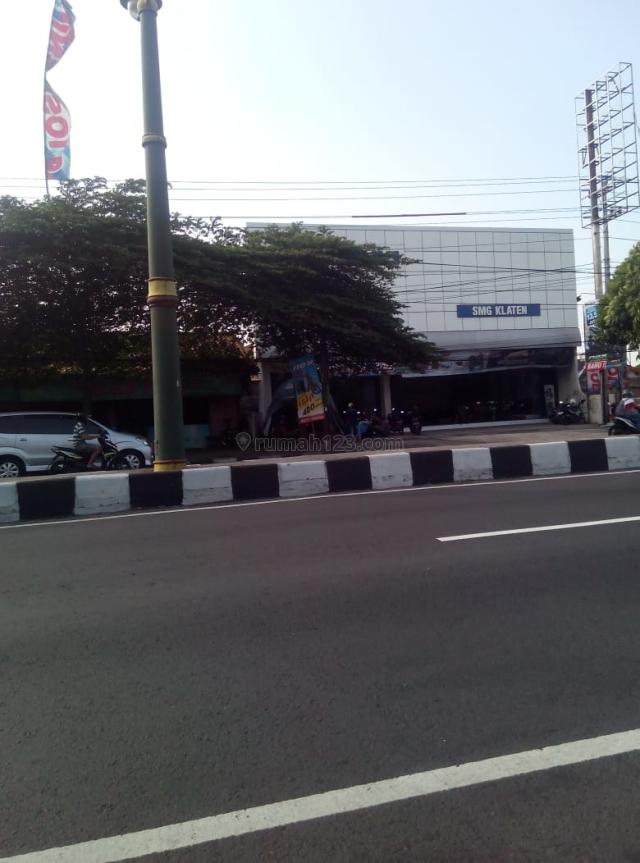 Ruko Lokasi Strategis Jalan Raya Solo - Jogja Cocok Untuk Usaha, Klaten Tengah, Klaten