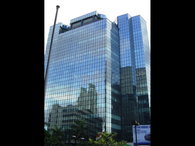 TAMARA CENTER OFFICE SPACE ADA START FROM 124-260sqm, Sudirman, Jakarta Selatan