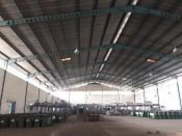 Pabrik Siliwangi...Dekat TOL Posisi Bagus dan Strategis UNTUNG!!!, Jati Uwung, Tangerang