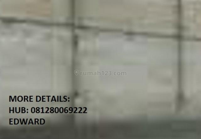 Kapuk Raya 27*60 HUB: 081280069222 EDWARD, Kapuk, Jakarta Utara