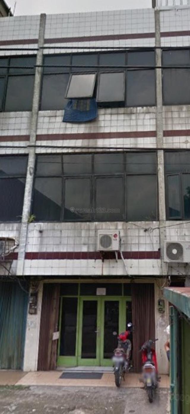 Ruko daerah Seha Kebayoran Lama, Kebayoran Lama, Jakarta Selatan