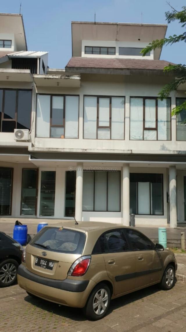 Ruko Cantik di Casamora Jagakarsa Cocok untuk Kantor, Jagakarsa, Jakarta Selatan