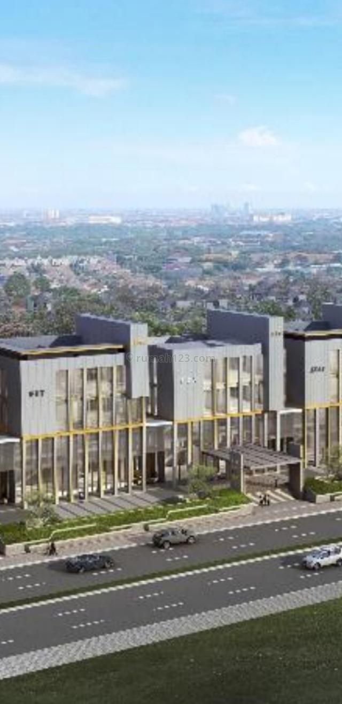 Gedung Perkantoran di boelevard bsd City, BSD Foresta, Tangerang