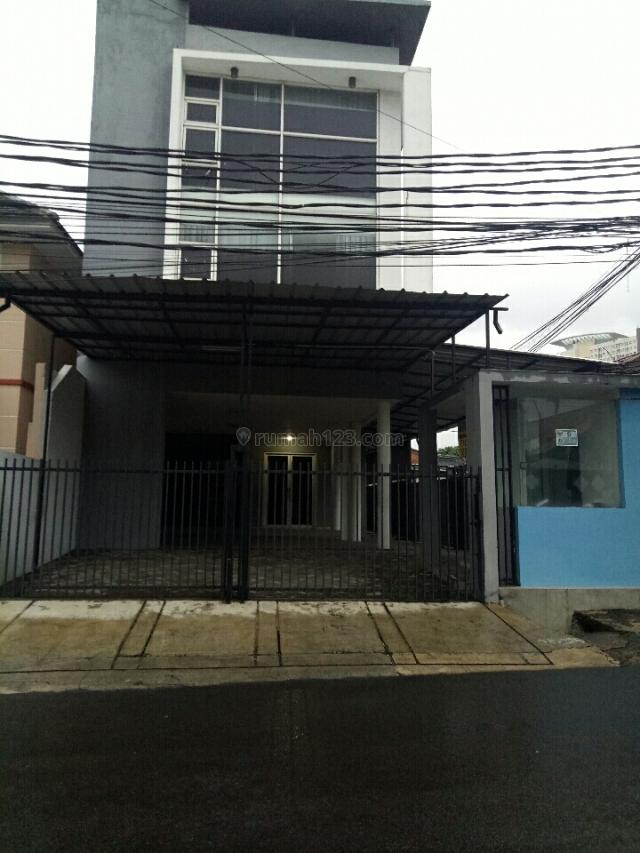 Rukan di Tebet, Tebet, Jakarta Selatan