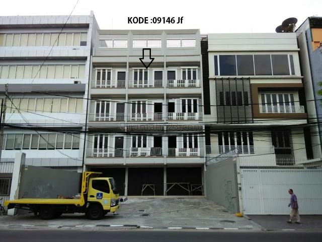KODE :09146(Jf) Ruko Petojo Utara,Hadap Selatan, Luas 4x22 Meter (88 Meter), Petojo, Jakarta Pusat