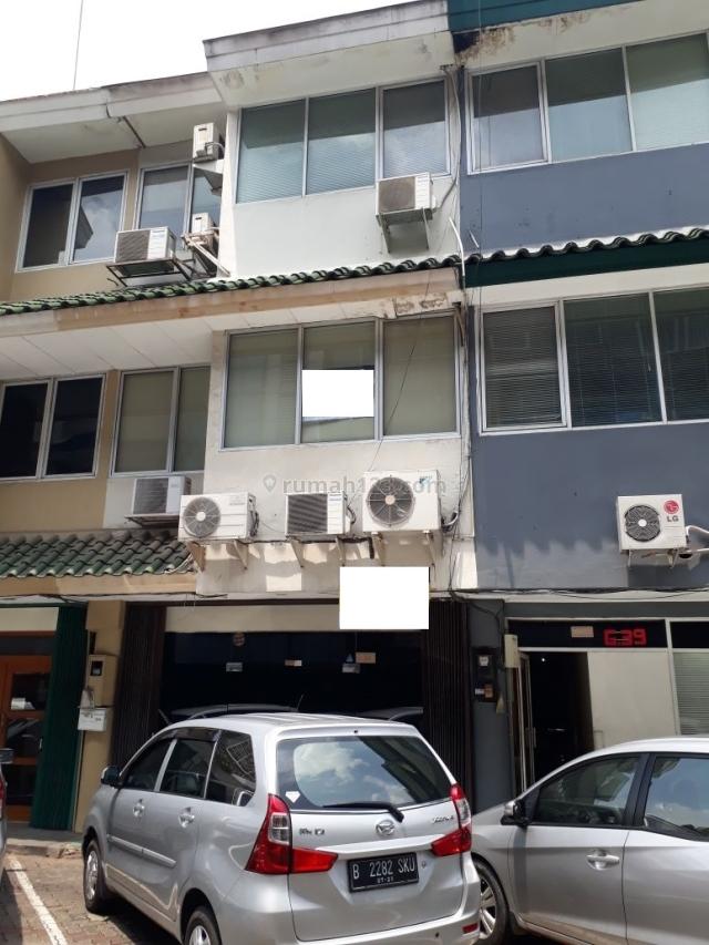 RUKO GRAND WIJAYA CENTER, SIAP PAKAI, Wijaya, Jakarta Selatan